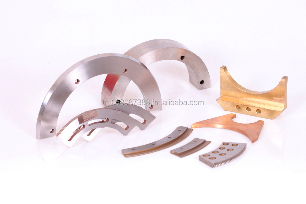 Knives for Corrugated Cardboard Industry