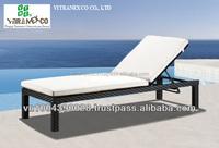poly rattan furniture, rattan lounge