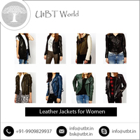 Best Selling Leather Jackets for Women Available in Various Styles