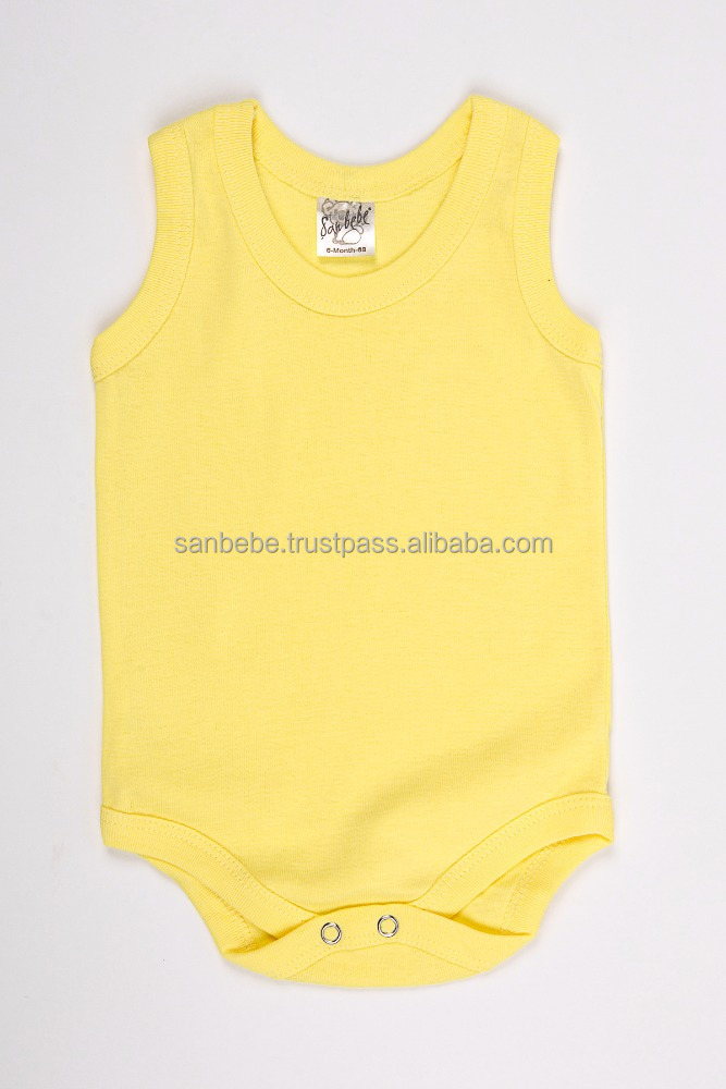 Baby Body Clothes Softextile in Fabric Cotton
