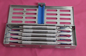 Dental Instruments Dental Scalers with Kit