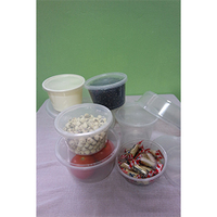 Takeaway Round Container