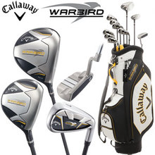 Callaway WARBIRD set Golf set 10 piece with Caddie bag 2016 models