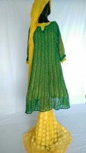 chikan suit lucknowi chikan suit by KIA
