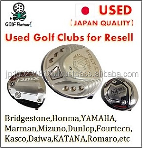 low-cost and Hot-selling 4 wheel drive golf and Used golf club for resell , deffer model also available