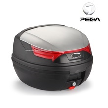 (32L) 2017 PEDA MOTOR NEW motorcycle TOPCASE top PP box tail boxes Italian fasion design (PEDA MOTOR high quality)