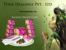 Brown colored incense cone manufacturer