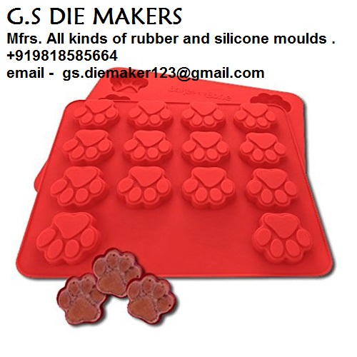 ALL KINDS OF RUBBER SILICONE MOLDS