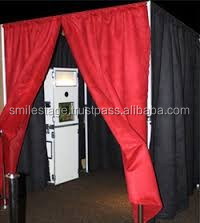 Latest design used photo booth with wholesale price for sale