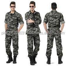 Battle Snake Typhon Frog suits Army Uniform clothing / Frog long sleeve shirt military uniform