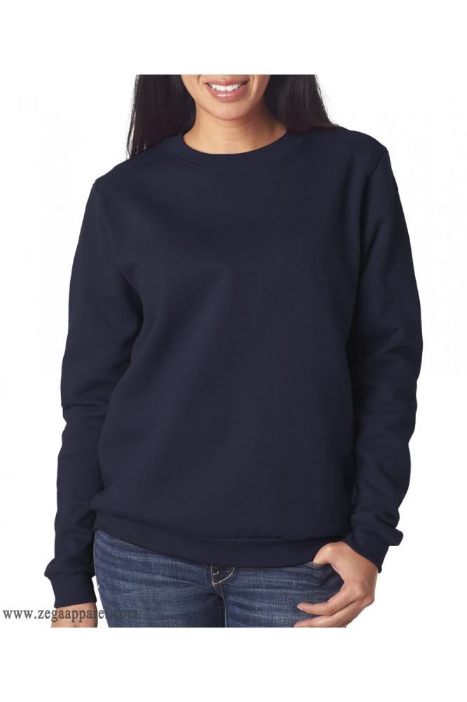 cheap 100% polyester crew neck sweatshirt