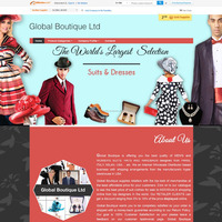 UK Based Gold Supplier's Alibaba Supplier Website Design and Alibaba Product Posting
