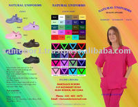Medical Scrub Uniforms and Shoes