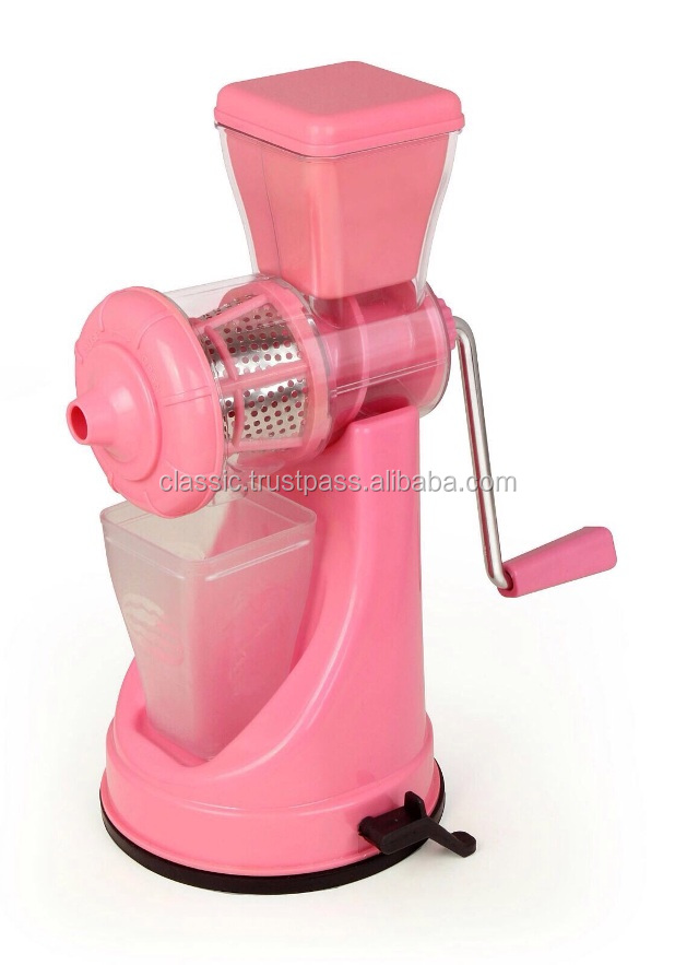 Best Selling Manual Export Quality Fruit & Vegetable Juicer
