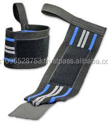 Custom lifting wrist straps