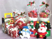 Various types of Colorful 2015 new products christmas candy
