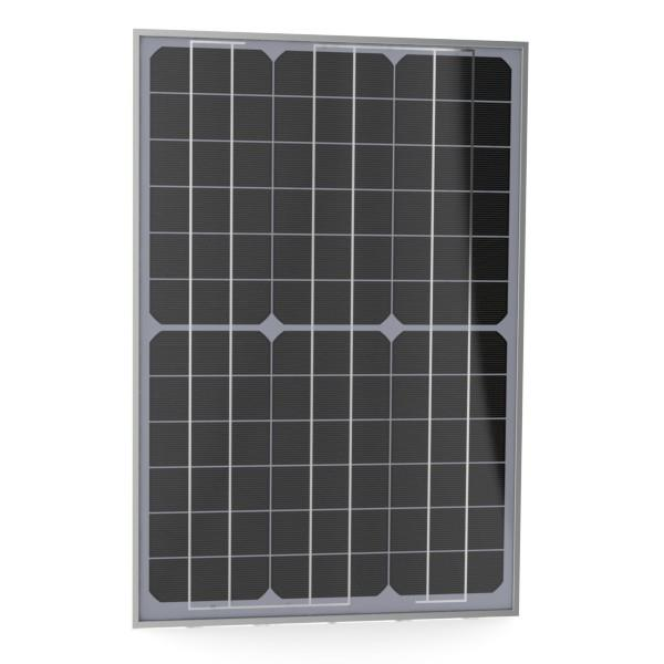 Monocrystal Solar Panel-SS-50WP