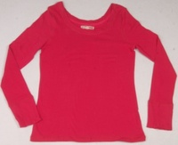 LADIES TUNIC FULL SLEEVE COTTON T SHIRT WITH DIFFERENT COLORS AND DIFFERENT SIZES