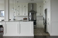 Custom Painted Cabinetry