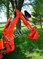 Tractor with Backhoe | Cultivator Backhoe | Kubota Tractor Backhoes