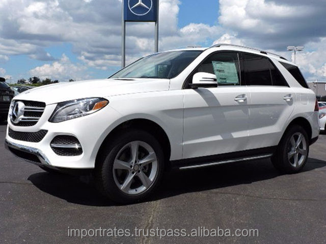 Import & Export Ready 2016 Mercedes-Benz GLE-Class GLE300d 4MATIC SUV