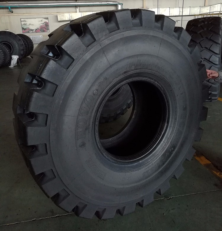 Best Quality Loader Tire 26.5-25 Made In China Tire Factory