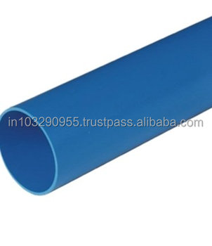 HDPE Pipes used in infrastructure