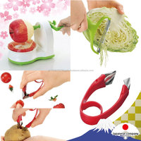 Convenient well designed spiral potato cutter for fun food preparation