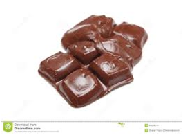 Chocolate heat-resistant