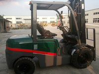4 ton TCMC diesel forklift explosion proof forklift truck From Japan