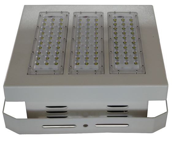 Singapore 150W UL listed Gas Station LED Canopy Light,CREE LEDs, Light Sensor, Motion Sensor, Emerency, Dimmable IP65 UL LED Can