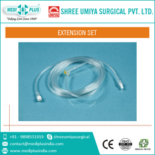 Medical extension tube manufacturer, IV cannula plant