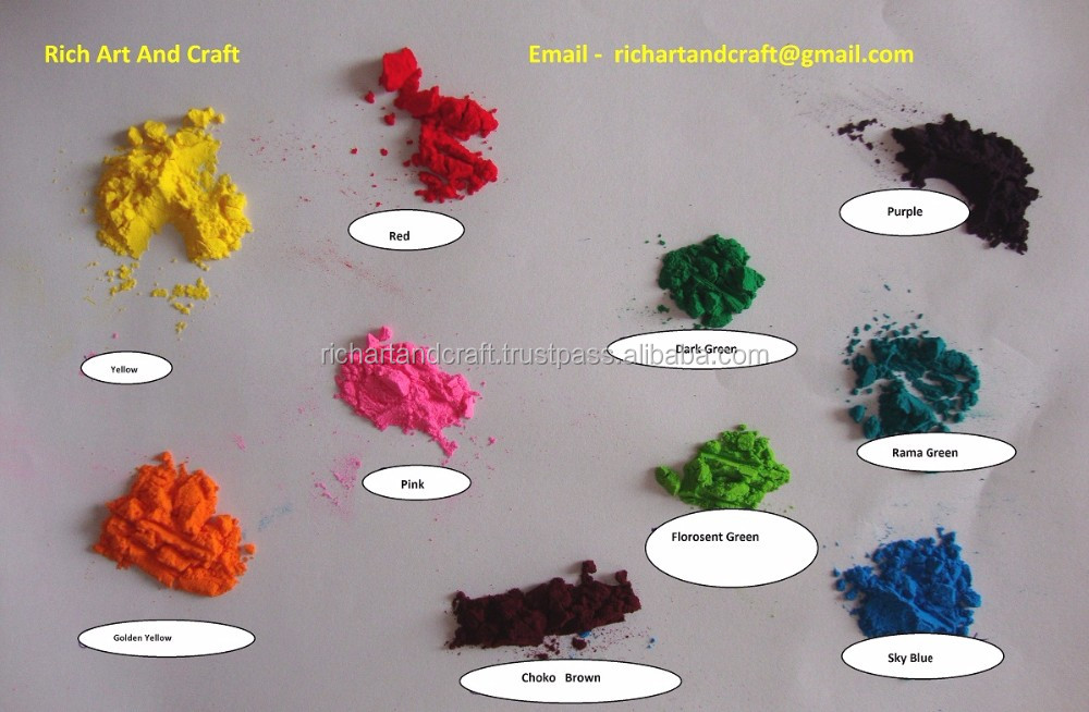 Color Run Colour for Party Festival Fun Party Colorful Life Game India Gulal Holi Powder
