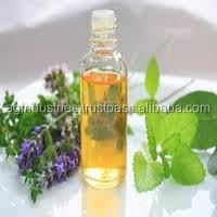 MENTHA SPICATA OIL WITH GOVERNMENT LICENSE