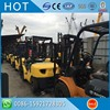 FD30T-16 3 Ton Large Stock Komatsu Used Side Shift Forklift