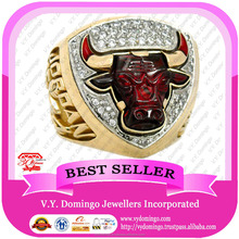 Super bowl Championship Rings basketball 1993 Chicago Bulls jewelry