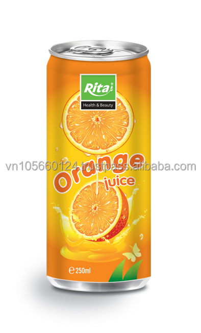 250ml manufacturer orange juice, fruit drink