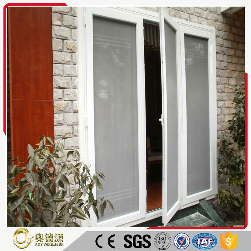 Home decorative fiberglass material bug protection small for Window screens for sale