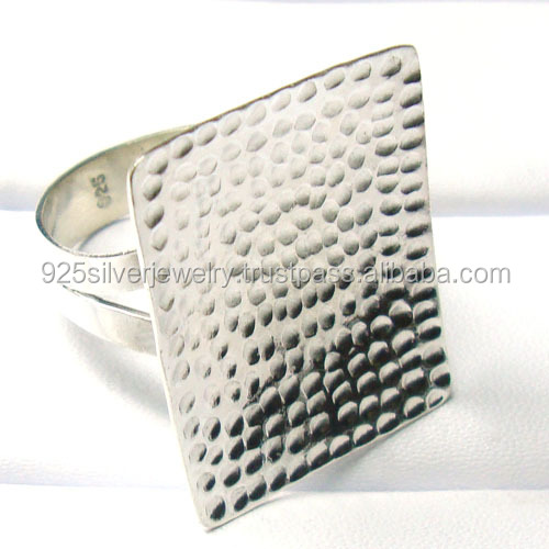 Silver ring index finger rings jewelry wholesale Indian jewelry