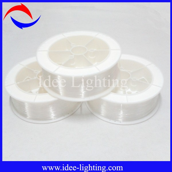 1.0mm 1500m home decorative plastic optic fiber