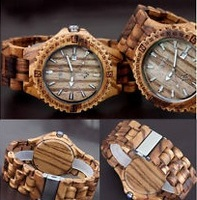 Hand Made Wooden Watches , High Quality Wood Watches In Different Brands , Top Class Wooden Wrist Watches