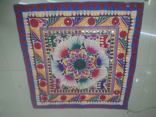 all Work hand work best price Indian Handmade Mirror Work Wall Hanging