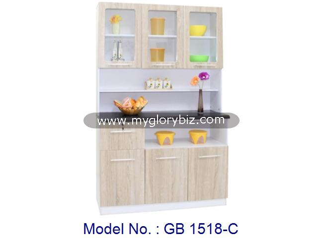 Home Kitchen, Kitchen Set, Wood Cabinet