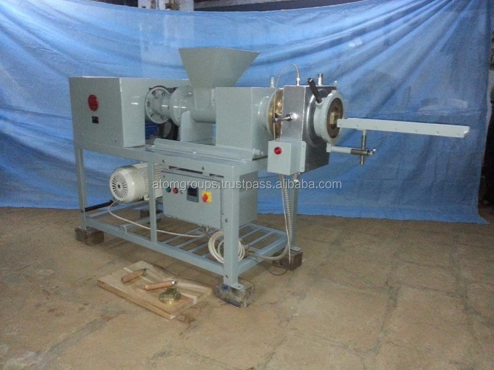 Laundry Soap Plodder Machinery Manufacturer