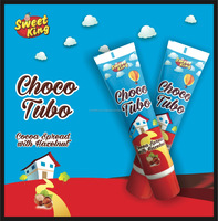 CHOCOLATE IN TUBE