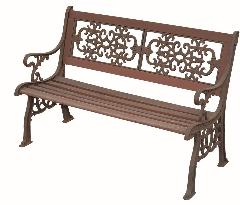 Trade Assurance China Supplier Outdoor Chair Garden Bench Cast Iron Bench View Cast Iron Bench