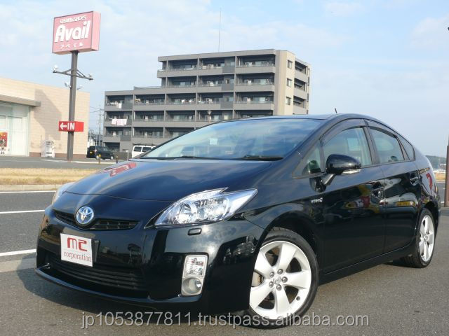 japanese and Popular toyota car brands PRIUS S TOURING Selection 2011 used car