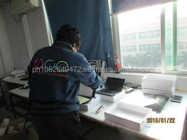 Computers Pre-Shipment Inspection for Laptop in China