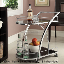 Stainless Steel Bar Carts Manufacturer