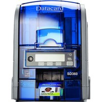 Datacard PVC card /ID Dual-sided printer